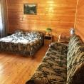 3-местный номер комфорт с диваном будние/выходные