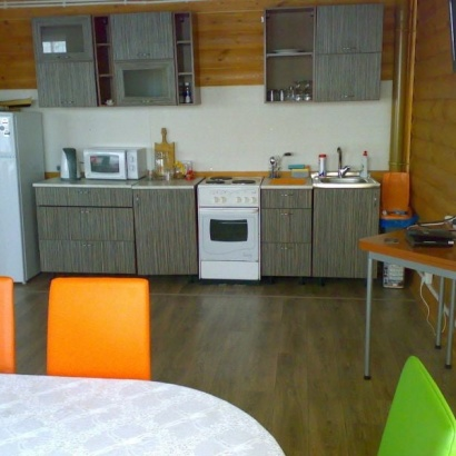 Гостевой дом со студией-кухней