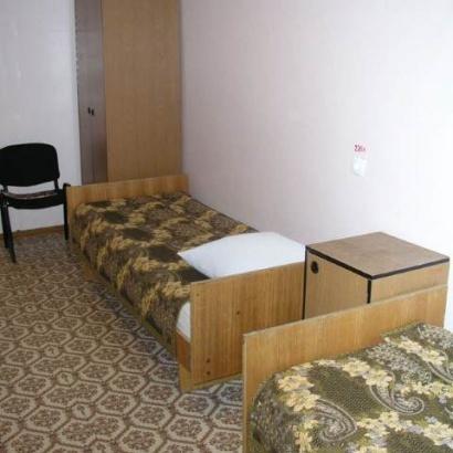 Двухместный номер гостиничный корпус 1,2,3,4