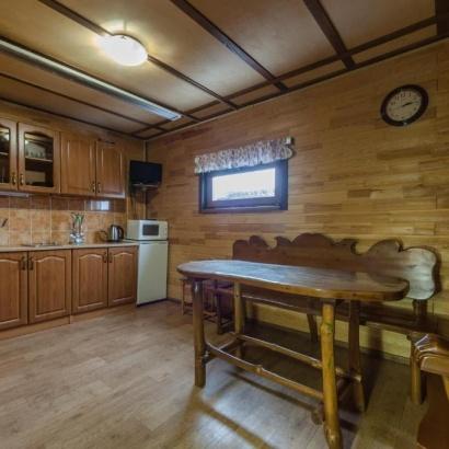 Апартаменты с двумя спальнями (до восьми человек)