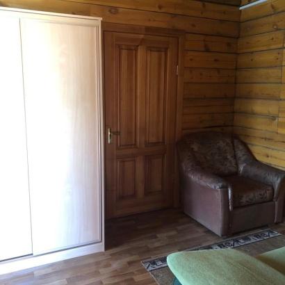 Благоустроенный дом без плиты на 6 человек №12