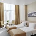 Улучшенный двухместный номер с двумя кроватями TWIN