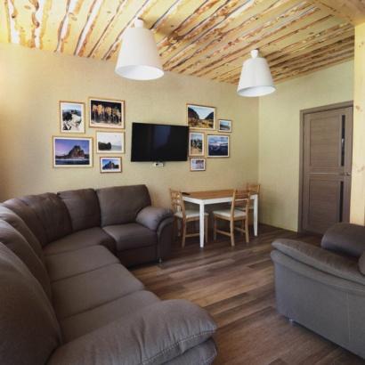 Двухместный номер повышенной комфортности мини-отель на 4 номера