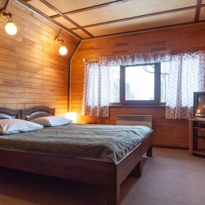 Апартаменты с одной спальней (до четырёх человек)