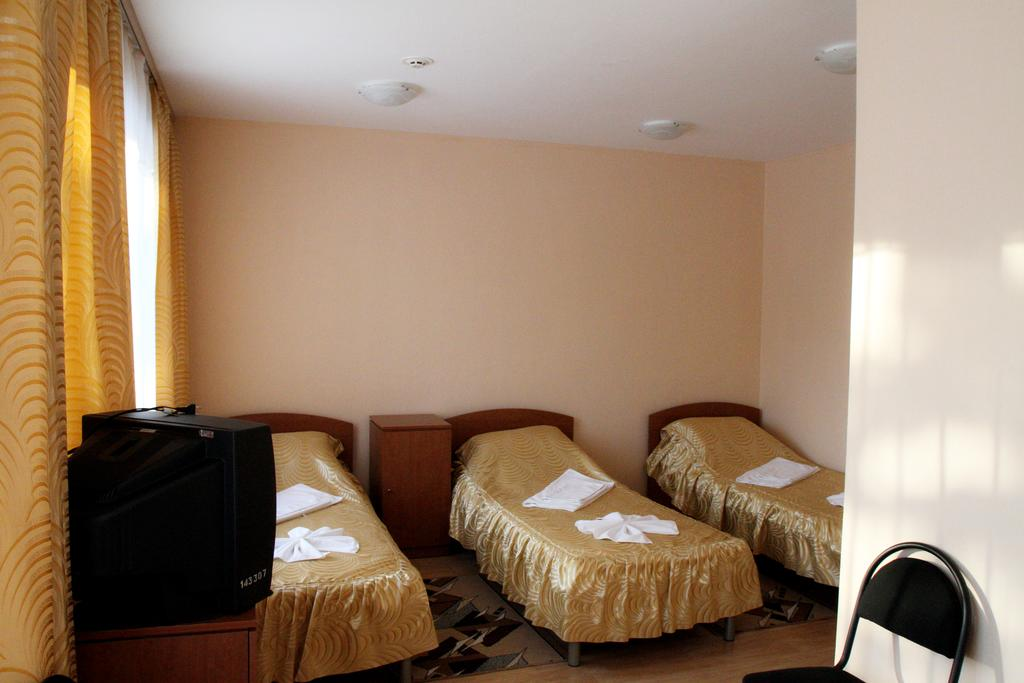 Апартаменты трехместные корпус 5