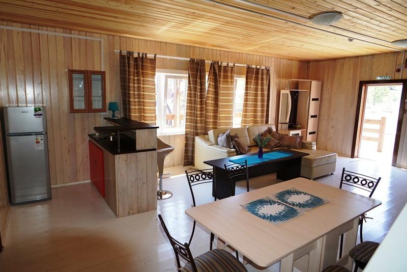 Отдельный дом с 3 спальнями