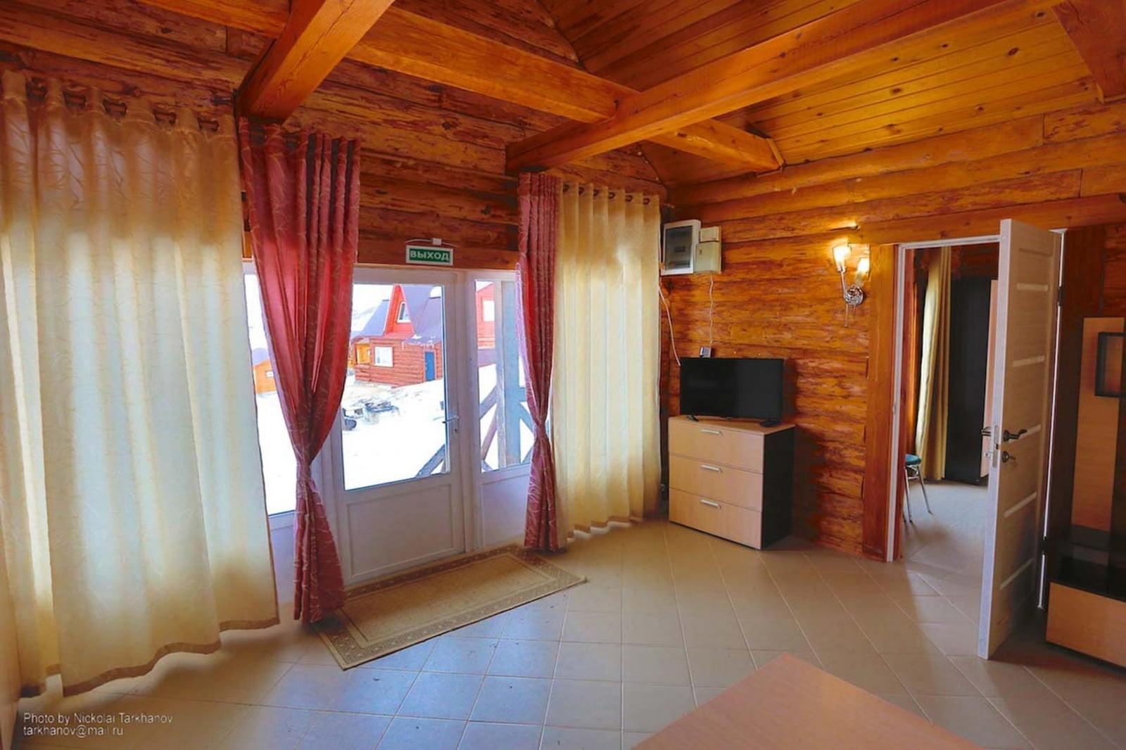 Бунгало № 6 с двумя спальнями