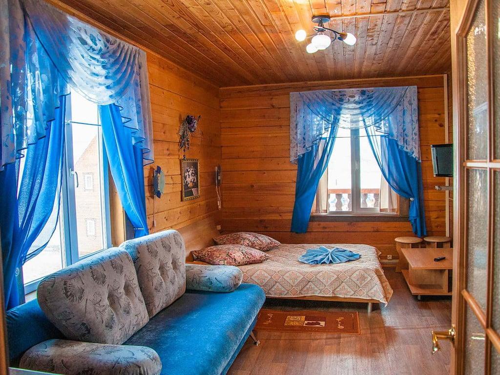 Гостевой дом № 5-9 без балкона/ с балконом