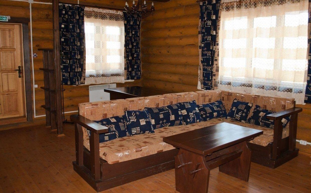 Гостевой дом № 2 (номер без балкона)