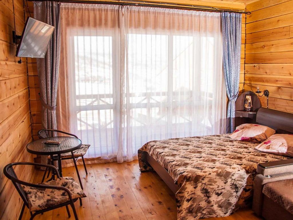 Гостевой дом №3 (номер с балконом)