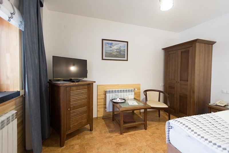 1-но местный номер с видом на Байкал и балконом корпус № 3