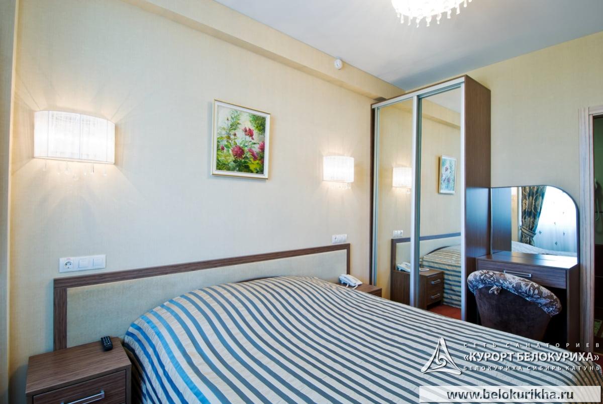 Апартаменты санаторно-курортная путевка