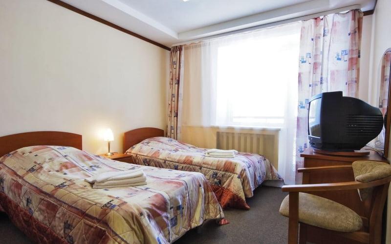Двухместный номер спальный корпус №1