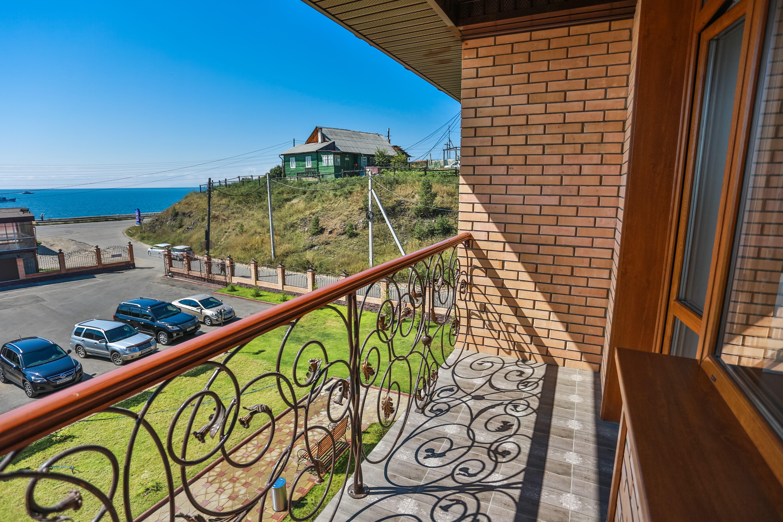 «стандарт VID» с видом на озеро и балконом
