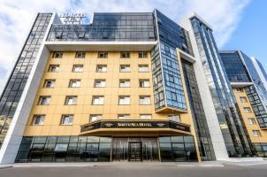 """Отель """"Байкал-Северное море""""4*"""