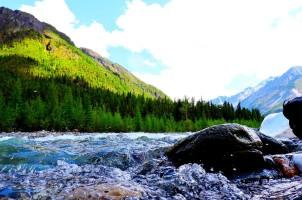 Долина Шумакских источников