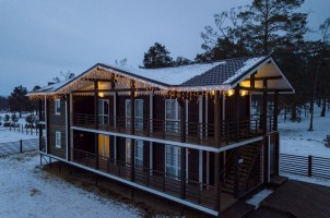 Отель «BaikalWood Eco Lodge & SPA»
