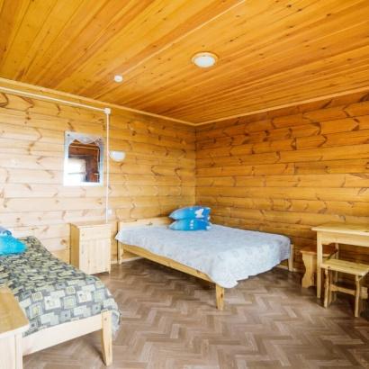 Дом «Стандарт» 3 местный с видом на озеро Байкал