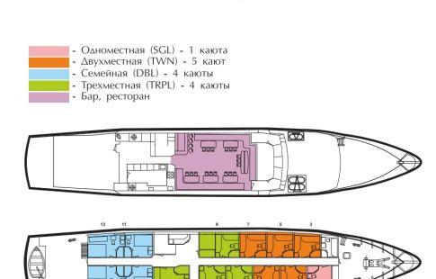 Теплоход  «Александр Великий»