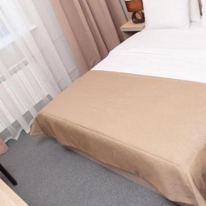 Стандартный двухместный номер с одной кроватью DOUBLE