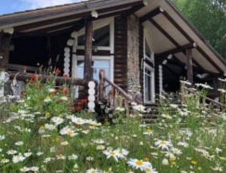 "Коттедж ""Baikal Village Eco Lodge"""