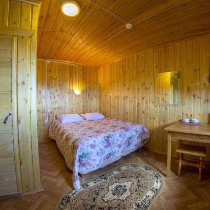 Дом «Комфорт» 2-х местный с видом на озеро Байкал
