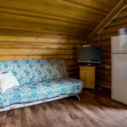 Апартаменты в коттедже «Бизнес» 4(+2) местные с видом на озеро Байкал