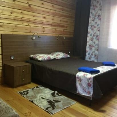 Гостевой дом с кухней коттедж № 11
