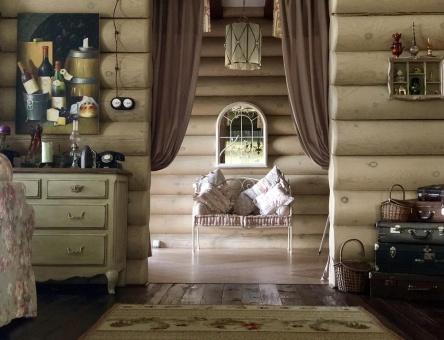 "Коттедж ""Baikal Village Eco Lodge"""
