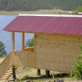 Двухместный дом на берегу озера №17
