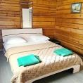 Коттедже № 12 VIP (1 комнатный) двухместное размещение
