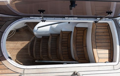 Яхта «PRINCESS-58»