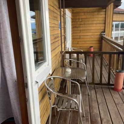 2-х местный номер улучшенный с балконом и завтраком