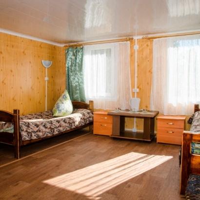 Летний домик взрослый/дети до 15 лет/доп.место