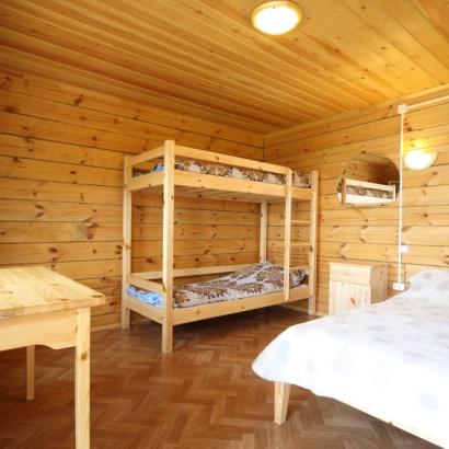 Дом «Стандарт» 4-х местный с видом на озеро Байкал