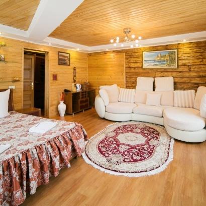 Люкс  двухместный с видом на Байкал